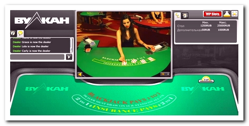 Игра live blackjack